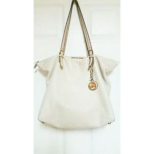 Michael Kores Leather Bag